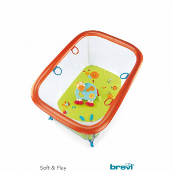 BREVI OGRADICA SOFT & PLAY GREEN FARM