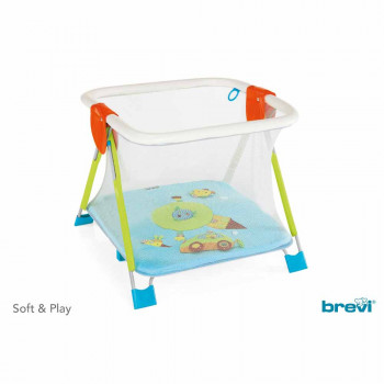 BREVI GIRAMONDO SOFT&PLAY OGRADICA