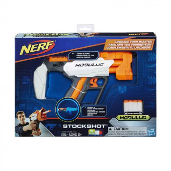 NERF MODULUS STOCKSHOOT