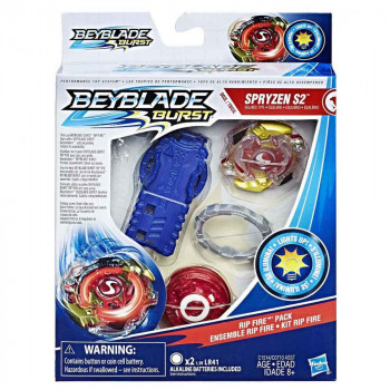 BEYBLADE FIRE PACK