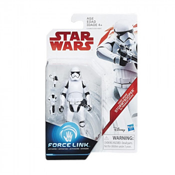 STAR WARS FIGURA ORANGE ASST