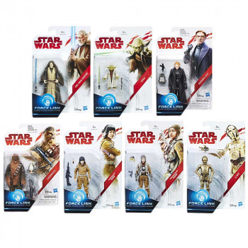 STAR WARS FIGURA TEAL ASST