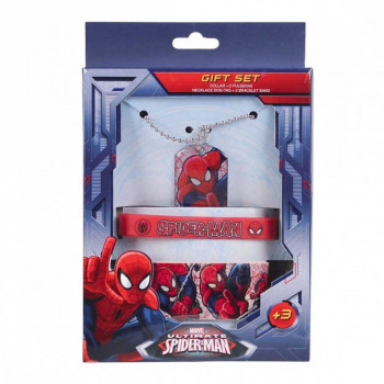 CERDA SPIDERMAN GIFT SET-PRIVEZAK I NARUKVICA