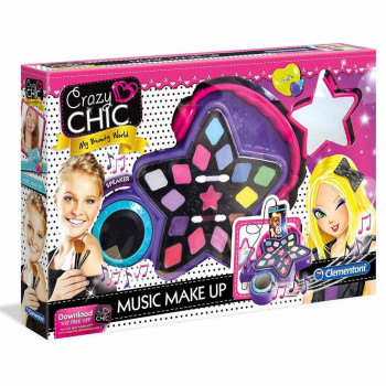 CRAZY CHIC MAKE UP SET MUZICKI