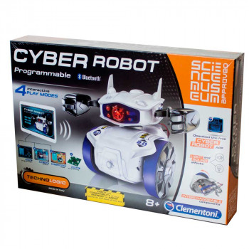 CLEMENTONI SCIENCE CYBER ROBOT