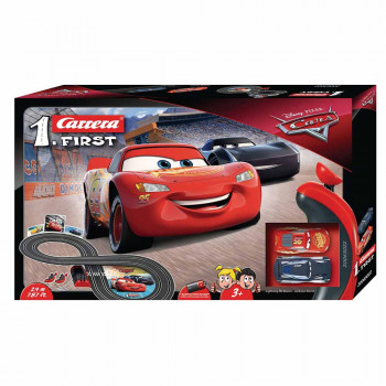 CARRERA 1. DISNEY PIXAR CARS 3 - 2,9M
