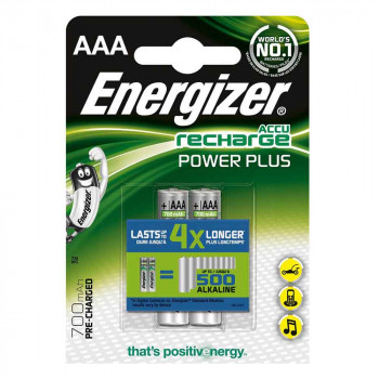 COOLPLAY ENERGIZER PUNJIVA BATERIJA AAA700MAH KOMADNO(2/1)
