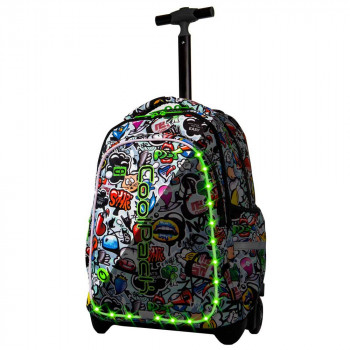 COOLPACK RANAC TROLLEY LED GRAFFITI