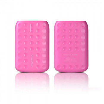 PRODA POWER BANK LOVELY 10.000 MAH PINK