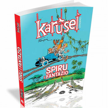 KARUSEL INTEGRAL 1 SC - SPIRU I FANTAZIO
