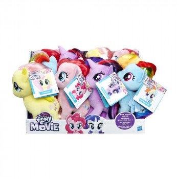 MY LITTLE PONY MINI PLIS ASST