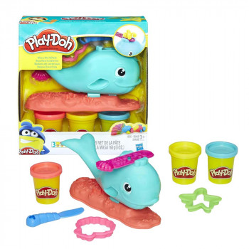 PLAY DOH KIT WAVY