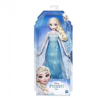 DISNEY PRINCESS FROZEN ELSA LUTKA