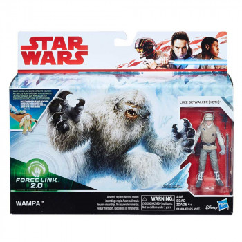 STAR WARS FORCE LINK 2 VOZILO I FIGURA SET ASST