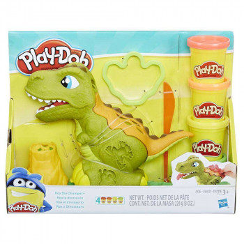 PLAY-DOH REX THE CHOMPER SET