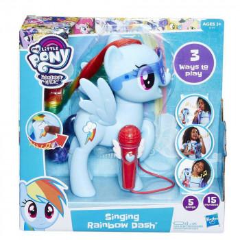MLP SINGING RAINBOW DASH SET