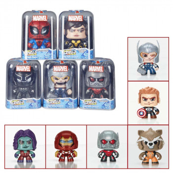 MARVEL MIGHTY MUGS ASST