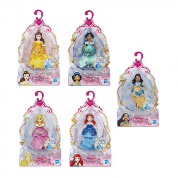 DISNEY PRINCESS LUTKICA ASST
