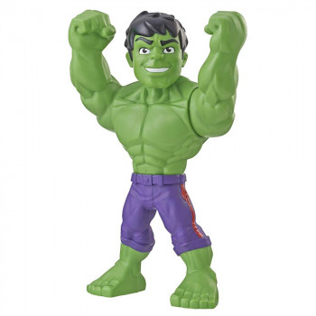 SUPER HERO ADVENTURES HULK FIGURA