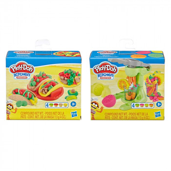PLAY-DOH FOODIE FAVORITES ASST