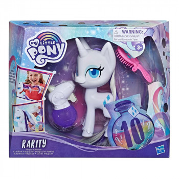 MY LITTLE PONY MAGICNA GRIVA RARITY SET