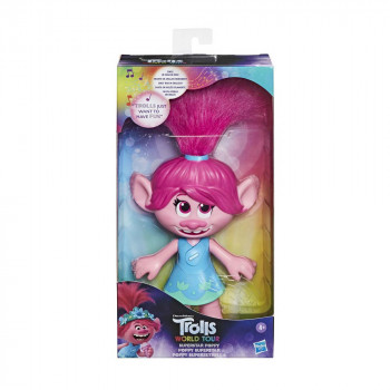 TROLLS SUPERSTAR POPPY FIGURA
