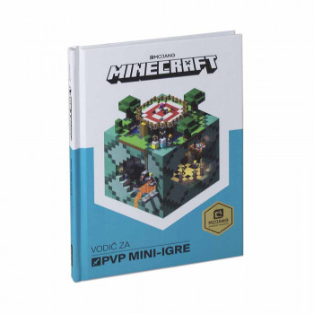 MINECRAFT VODIC ZA PVP MINI IGRE