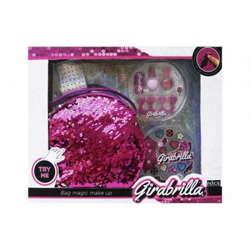 GIRABRILLA MAGICNA MAKE UP TASNICA SET