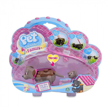 PET PARADE FAMILY MAMA I BEBA BLISTER