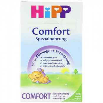 HIPP COMFORT POCETNO MLEKO ZA ODOJCAD  300G 0M+