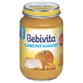 BEBIVITA  BUNDEVA SA PILETINOM  190G
