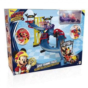 DISNEY RACES SUPER TRAINING SET