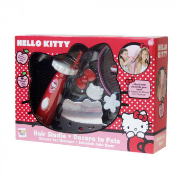 HELLO KITTY SET ZA PRAVLJENJE FRIZURE