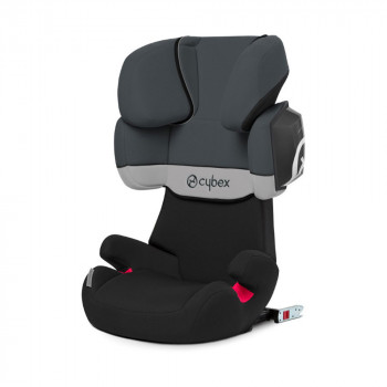CYBEX AUTO SEDISTE (15-36KG) 2/3 SOLUTION X 2 FIX GREYABBIT TAMNO SIVA