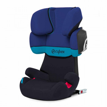 CYBEX AUTO SEDISTE (15-36KG) 2/3 SOLUTION X2-FIX BLUE MOON - PLAVA