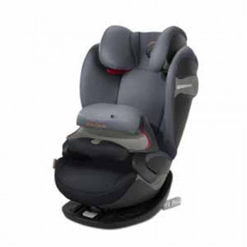 CYBEX AUTO SEDIŠTE (9-36KG) 1/2/3 PALLAS S FIX PEPPER BLACK