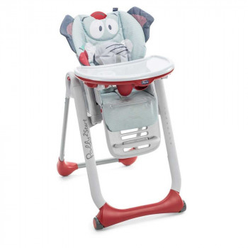 CHICCO HRANILICA POLLY 2 START BABY ELEPHANT SLONCE