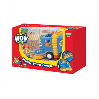 WOW CISTAC ULICA STANLEY STREET SWEEPER
