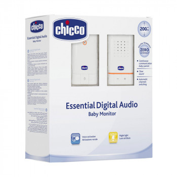 CHICCO AUDIO DIGITALNI ALARM ZA BEBE ESSENTIAL