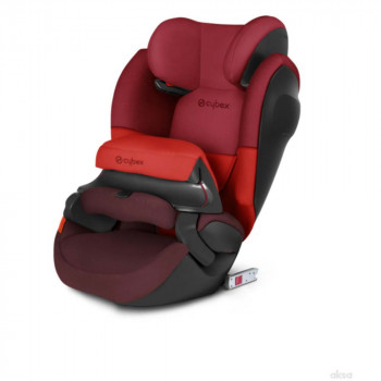 CYBEX AUTO SEDISTE  (9-36KG) 1/2/3 PALLAS M FIX SL RUMBA RED
