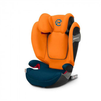 CYBEX A-S (15-36KG)2/3 SOLUTION M/S FIX TROPBLUE