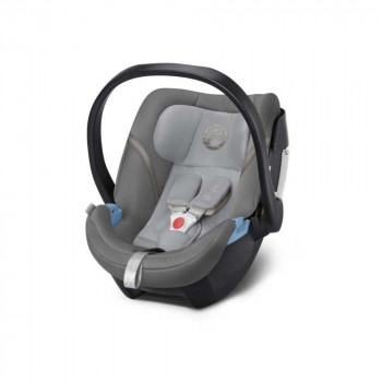 CYBEX A-S (0-13KG) 0+ ATON 5 MANHATTAN GREY