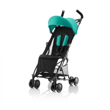 BRITAX ROMER KOLICA HOLIDAY AQUA GREEN