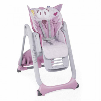 CHICCO HRANILICA POLLY 2 START MISS PINK