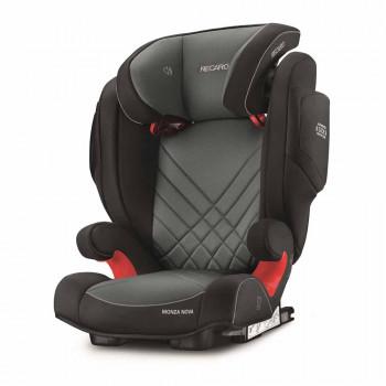 RECARO AUTO SEDISTE 2/3(15-36KG)MONZANOVA2 SEAT FIX CARB BL