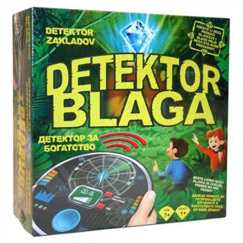 DRUSTVENA IGRA  DETEKTOR BLAGA