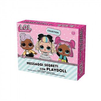 LOL SURPRISE SECRET MESAGE AND DOLL SET