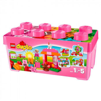 LEGO DUPLO ALL IN ONE PINK V29