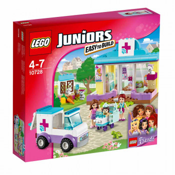 LEGO JUNIORS MIA'S VET CLINIC