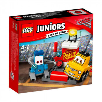 LEGO JUNIORS GUIDO AND LUIGIS PIT STOP 2017 3